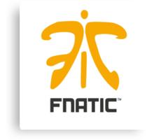 Fnatic CS:GO Canvas Print