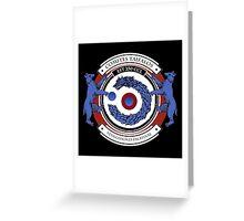 Taifalos - Byzantine Coat of Arms  Greeting Card