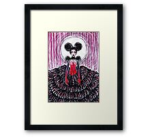 _mm Framed Print