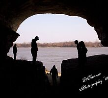 Cave In Rock by PhotogbyDana
