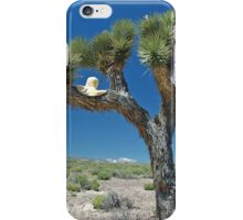Joshua Tree Hatstand iPhone Case/Skin