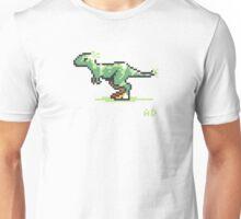 8-bit T-Rex Unisex T-Shirt
