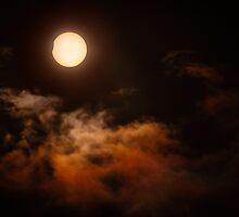 Solar Eclipse 2015 - Last Bite by IanJTurner