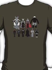 The Revengers Assembled (landscape) T-Shirt