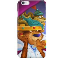 Prince John & Sir Hiss iPhone Case/Skin