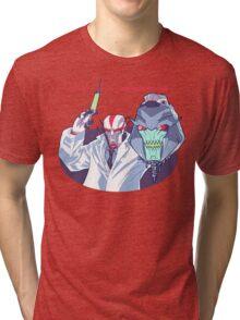 Transformers Prime Reanimator mashup ReAtchetmator Tri-blend T-Shirt