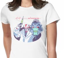 Transformers Prime Reanimator mashup ReAtchetmator Womens Fitted T-Shirt