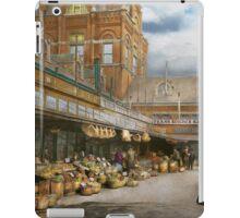 City - Kansas City farmers market - 1906 iPad Case/Skin