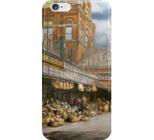 City - Kansas City farmers market - 1906 iPhone Case/Skin
