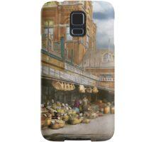 City - Kansas City farmers market - 1906 Samsung Galaxy Case/Skin