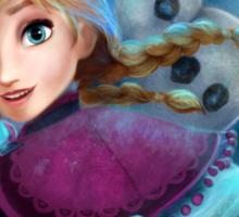 Anna Frozen Sticker