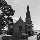 Ross Uniting Church by Brett Rogers