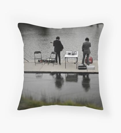 The Heart Of Worship. Throw Pillow
