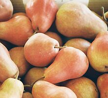 Farm Market - Pears by AuntieJ
