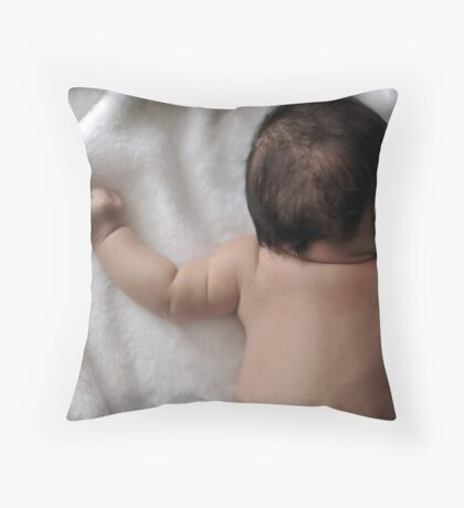 The Mighty In The Land. Throw Pillow