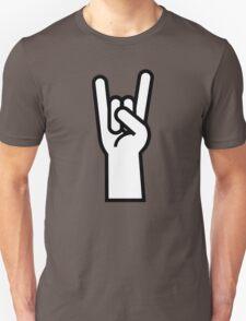 Heavy Metal Head Banger Unisex T-Shirt