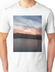 Ruby Sunset Unisex T-Shirt