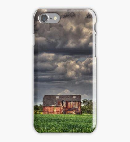 Tin Shack iPhone Case/Skin