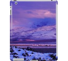 Easter Colors of Palomino Valley iPad Case/Skin