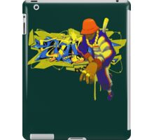 Street Style Mix Master iPad Case/Skin
