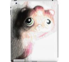 Cat sketch iPad Case/Skin