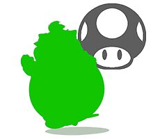 Smash Bros - Bowser Jr. by Exclamation Innovations