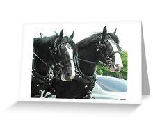 Shire Greeting Card