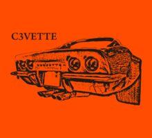 Chevrolet Corvette C3 Kids Clothes