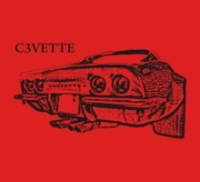 Chevrolet Corvette C3 Kids Clothes