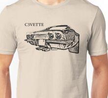 Chevrolet Corvette C3 Unisex T-Shirt