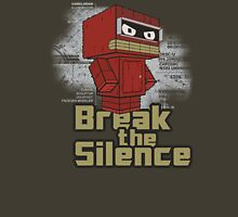 Break the Silence Unisex T-Shirt
