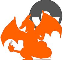 Smash Bros - Charizard by Exclamation Innovations