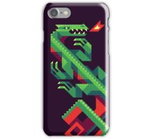 Fire Lizard iPhone Case/Skin