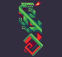 Fire Lizard Unisex T-Shirt