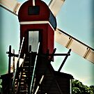 Windmill by oddoutlet