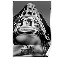Hotel CBD Poster