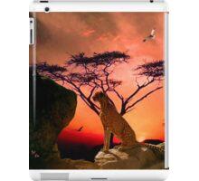 Triumph Like a King iPad Case/Skin