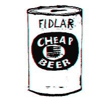 FIDLAR - Cheap Beer Photographic Print