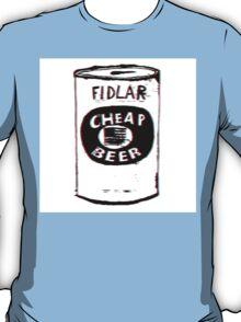 FIDLAR - Cheap Beer T-Shirt