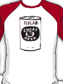 FIDLAR - Cheap Beer T-Shirt