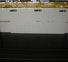 7th avenue. subway, new york by tim buckley | bodhiimages