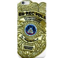 Ed Banger Records - Ed Rec Vol. III iPhone Case/Skin