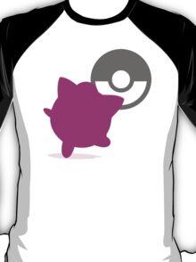 Smash Bros - Jigglypuff T-Shirt