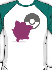 Smash Bros - Jigglypuff T-Shirt
