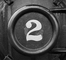 Number 2 by William Fehr