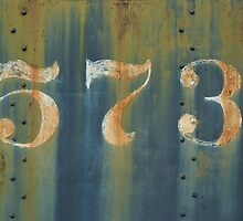 Train five seventy three by William Fehr