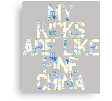Fina China Canvas Print