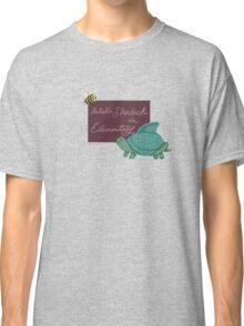 Autistic Sherlock in Elementary  Classic T-Shirt
