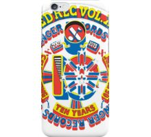 Ed Banger Records - Ed Rec Vol. X iPhone Case/Skin