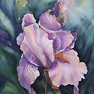 Good Morning Iris by Vickyh